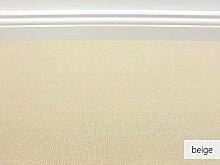 Teppichboden Auslegware Amigo Beige 400 x 650 cm 10,95 EUR/m²