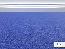 Teppichboden Auslegware Amigo Blau 400 x 330 cm 10,95 EUR/m²