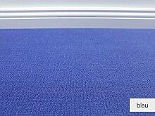 Teppichboden Auslegware Amigo Blau 400 x 500 cm 10,95 EUR/m²