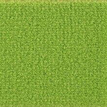 Teppichboden Auslegware Meterware Velour uni grün 400 cm und 500 cm breit, verschiedene Längen, Variante: 1,5 x 4 m