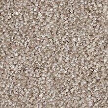 Teppichboden Frise in Beige   weiche &