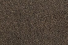 Teppichboden Verlours Auslegware Uni braun-grau
