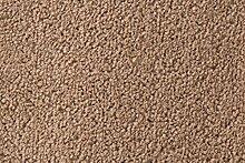 Teppichboden Verlours Auslegware Uni cappuccino 350 x 400 cm. Weitere Farben und Größen verfügbar