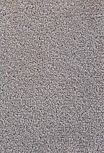 Teppichboden Verlours Auslegware Uni grau 400 x