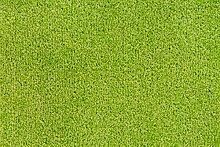 Teppichboden Verlours Auslegware Uni grün 450 x
