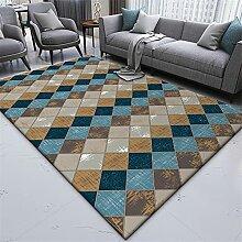 Teppiche Balkon Teppich Geometrisches