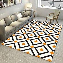Teppiche Bedroom Carpet Geometrisches rechteckiges
