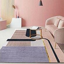 Teppiche deko Zimmer Teenager Leicht zu reinigen