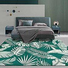 Teppiche Flur deko Grünes weißes