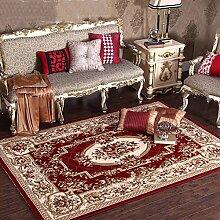 Teppiche für wohnzimmer/bedside decke/familie rechteckig einfach modern pastoral style teppich-F 130x190cm(51x75inch)