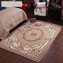 Teppiche für wohnzimmer/bedside decke/familie rechteckig einfach modern pastoral style teppich-B 160x230cm(63x91inch)