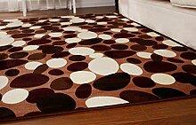 Teppiche Muster Korallen verdickter Teppich,