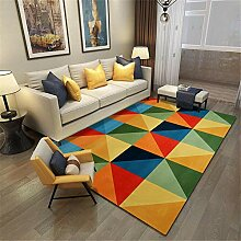 Teppiche sitzecke kinderzimmer Rotes gelbes blaues