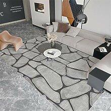 Teppiche sitzecke küche Einfache Reinigung grau
