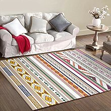 Teppiche sitzecke küche Gelbbraune gelbe Farbe