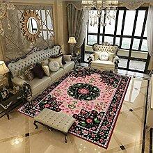 Teppiche sitzecke Leicht zu reinigender schwarzer