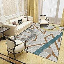 Teppiche sitzecke Rutschfestes schmutziges braunes