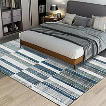 Teppiche sitzecke Teppich Blauer grüner Grauer
