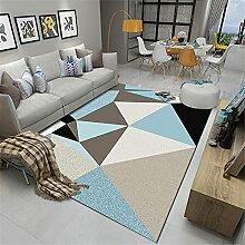 Teppiche sitzecke Wohnzimmer Teppich Blaues