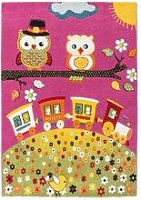 Teppiche - Spielteppich Australia - Cairns Pink