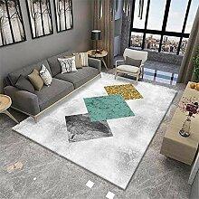 Teppiche Teppich bürostuhl Grau grün gelb