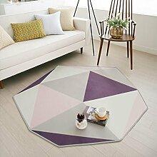 Teppiche Teppich Home Zimmer Couchtisch Sofa Wohnzimmer Nachttisch Schlafzimmer Teppiche 110cm × 120cm ( Farbe : A )