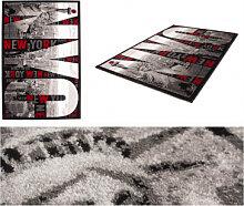 Teppiche - Teppich Italy - Milan Silber 120cm x