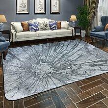 Teppiche Teppich Rechteckigen Wohnzimmer Teppich Europäischen Mode Schlafzimmer Couchtisch Sofa Zimmer Nacht 120cm × 180cm ( Farbe : B )