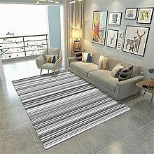 Teppiche Teppich rund Wohnzimmer Grauer weißer