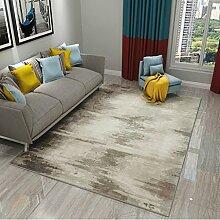Teppiche Teppich-Schlafzimmer-rechteckiger Wohnzimmer-Couchtisch-Nachttisch-europäische Art- Und Weiseteppich-Ausgangs 120cm × 160cm ( Farbe : A )