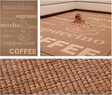 Teppiche - Teppich Sweden - Uppsala Kaffee 120cm x
