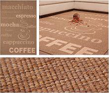 Teppiche - Teppich Sweden - Uppsala Kaffee 80cm x