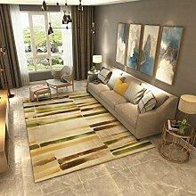 Teppiche Teppich Teppich Schlafzimmer Nachttisch Teppichboden Moderne Minimalistische Europäischen Wohnzimmer Couchtisch Sofa Rechteck 120cm × 160cm ( Farbe : B )