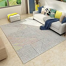 Teppiche Ultra Soft modern Area Rugs Rotes gelbes
