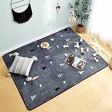 Teppiche Wohnzimmer Modern Innenbereich, Morbuy