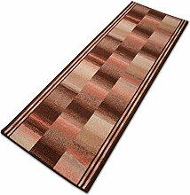Teppichläufer Ikaria rost 16804 Teppich Läufer