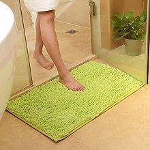 Teppichmatten Badezimmer Schlafzimmer Wohnzimmer Bad Türeingang Mehrzweck - Anti - Rutsch-Pads Pad Matratze ( farbe : K )