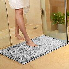 Teppichmatten Badezimmer Schlafzimmer Wohnzimmer Badezimmer-Tür-Eingang Mehrzweck - Anti - Skid-Pads Pad Matratze ( farbe : H )