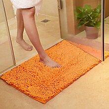 Teppichmatten Badezimmer Schlafzimmer Wohnzimmer Badezimmer-Tür-Eingang Mehrzweck - Anti - Skid-Pads Pad Matratze ( farbe : S )