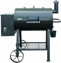Tepro Pelletgrill mit LED Anzeige New Orleans,
