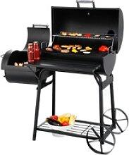 Tepro Smoker Garten Barbecue Grill Grillwagen