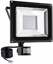 TEquem 100W LED-Flutlichtstrahler mit