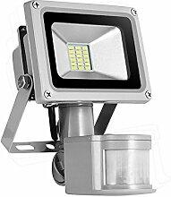 TEquem 20W LED SMD Strahler Fluter Außen