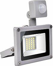 TEquem Kaltweiß 20 Watt LED SMD Flutlicht