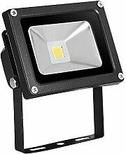 TEquem LED 10W Fluter Flutlicht Strahler