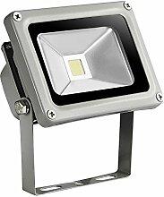 TEquem LED Fluter Flutlicht 10W Floodlight