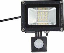 TEquem Warmweiß 20 Watt LED SMD Flutlicht