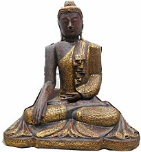 Teramico Gartendeko Dekoartikel Figur Buddha