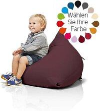 Terapy Sitzsack Sydney, der ideale Sitzsack für Kinder aubergine