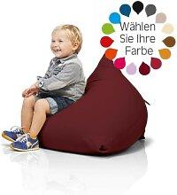 Terapy Sitzsack Sydney, der ideale Sitzsack für Kinder bordeaux